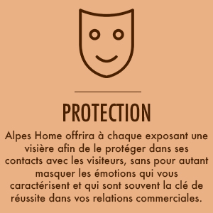 Alpes Home COVID protection